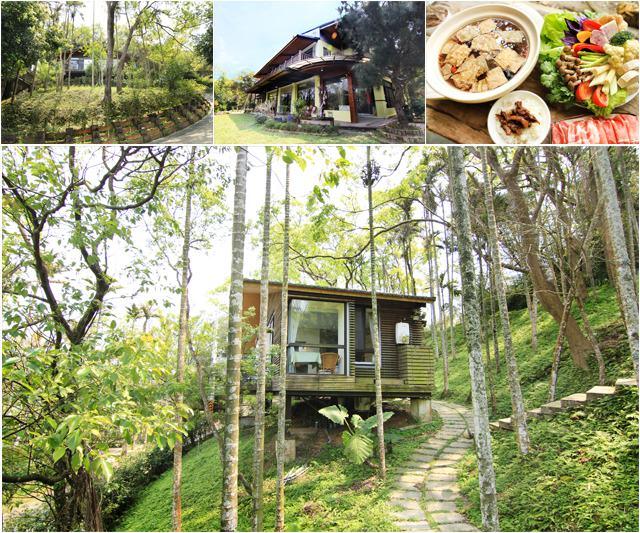【三義民宿】福軒養生館 @ 會呼吸的森林系民宿,吃得健康享受幽靜