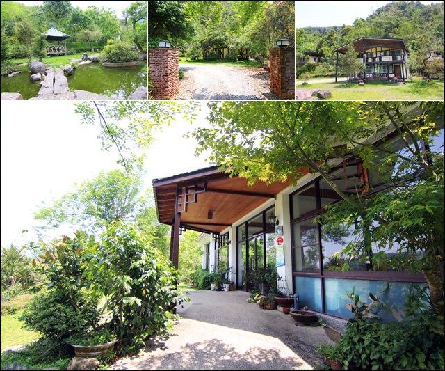 【南投埔里民宿】七里山瑭民宿 @ 山中悠閒享受處處驚豔的自然美景