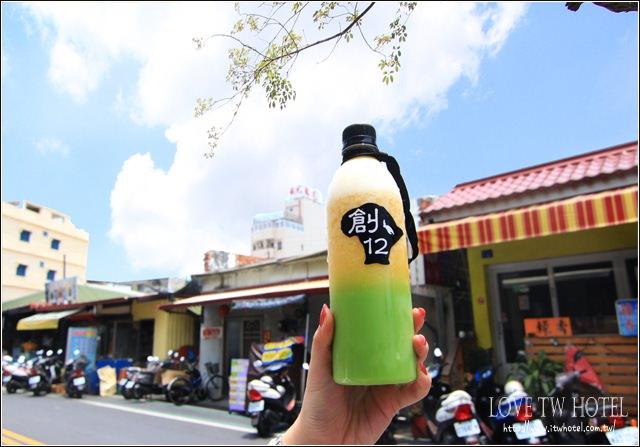 【小琉球必吃美食】創12分層鮮果汁 @ 屬於夏天的夢幻色調果汁