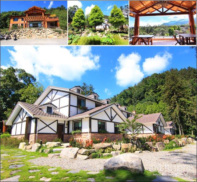 【南投民宿】悠森境渡假村 @ 群山環繞一覽山林擁抱大自然的歐風木小屋