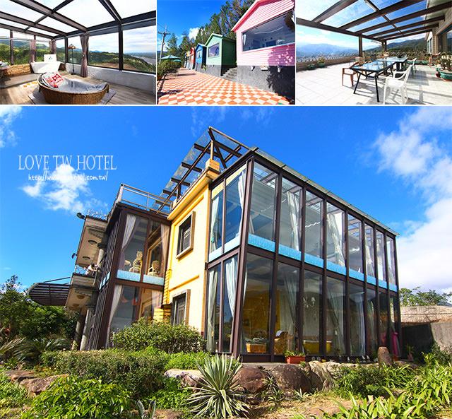 【宜蘭民宿】宜蘭太平山好望角民宿 @ 住進超夢幻玻璃屋與星空共眠的幸福旅程
