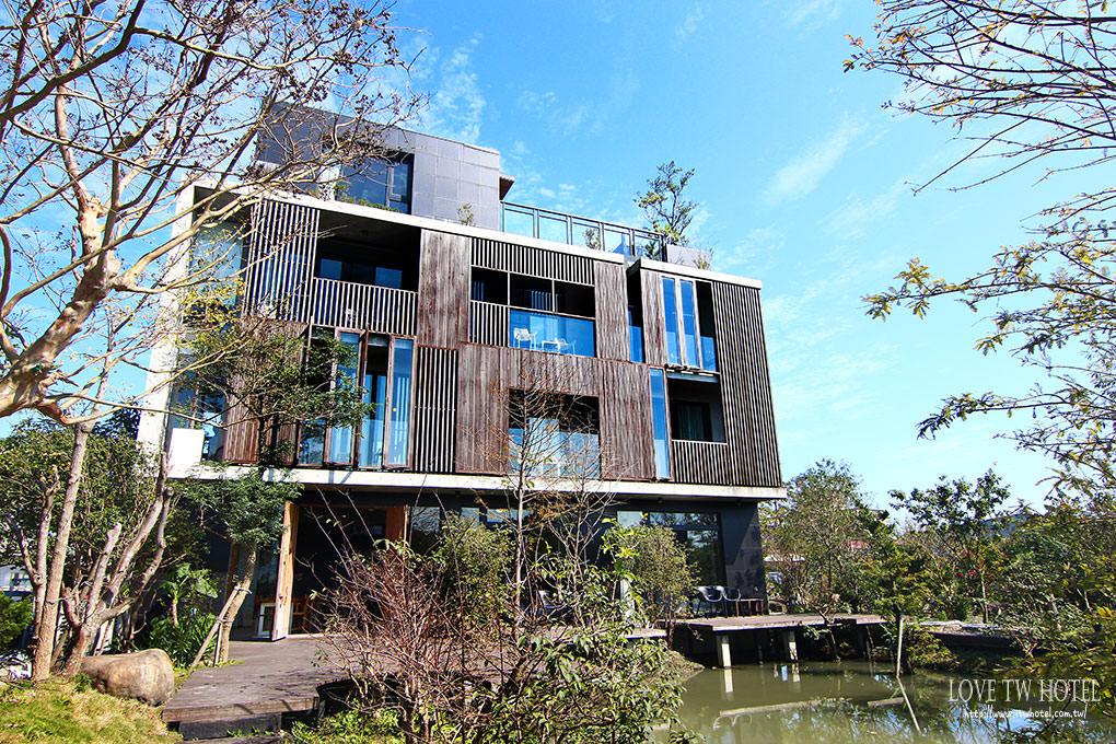 【宜蘭民宿】旅樹 @ 住進會呼吸的建築空間,享受與大自然共眠的清水模民宿