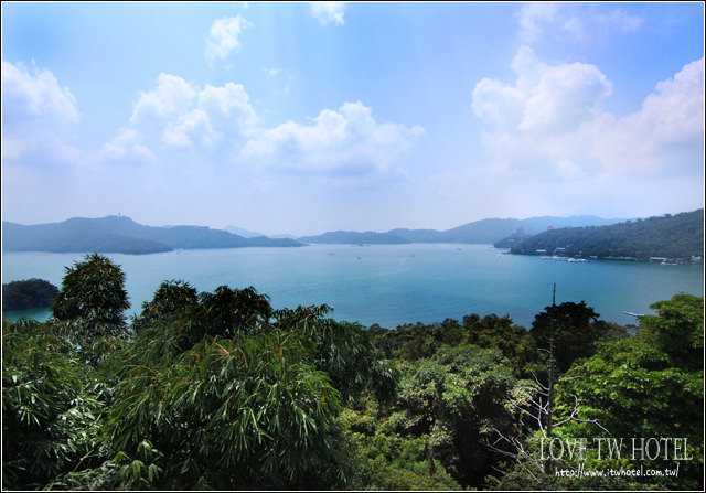 【南投景點】日月潭文武廟 @ 俯瞰日月潭美麗風景的絕佳位置