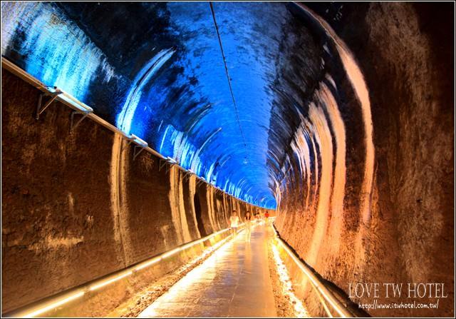 【苗栗私房景點】功維敘隧道 @ 穿越時光走在夢幻的七彩隧道