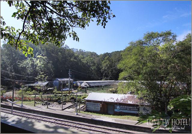 【苗栗旅遊】勝興車站 @ 魅力山城舊山線