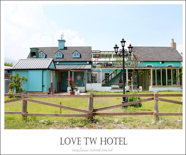 【宜蘭咖啡廳】71度N咖啡庭園 @ 浪漫美式鄉村餐廳